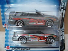 HOT WHEELS  2003 FINAL RUN  1996 FORD MUSTANG GT  LOT OF  2   1/64 SCALE