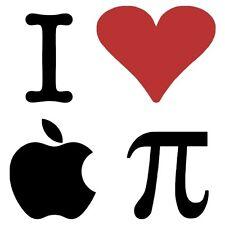 I Love Apple Pie Adult Mens T-Shirt Tee S M L XL 2XL 3XL New