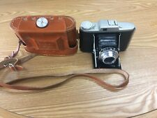 Vintage Golf Camera With Case And Strap