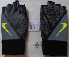 Nike Men's Dynamic Training Gloves Cool Grey/Black/Volt Size Large