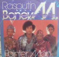 "7"" 1978 KULT MINT- ! BONEY M. : Rasputin + Painter Man"