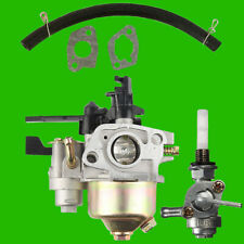 Generac Carburetor & Left Petcock for 0K10460114 0J88870123 Pressure Washer