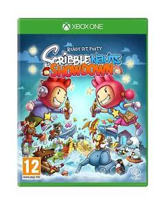 Scribblenauts Showdown Xbox One Game - NEW & SEALED 1 X S Cheap Kids XB1