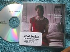 Dawn Landes – Bodyguard Label: Fargo Records UK Promo CD Single
