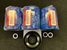 3 Genuine Honda Oil Filters With 1 Wrench And Drain Plug Gaskets 15400-Plm-A02