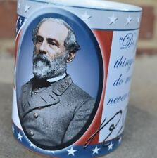 Civil War General Robert E. Lee Coffee Cup Mug Souvenir Gettysburg Collectible