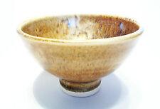Mid Century Glazed Studio Pottery Bowl - Signed - Canada - Late 20th Century