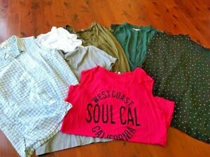 Sz 16 XL Womens Ladies Clothes Bulk  *7 Items Sportscraft Loft Maggie T