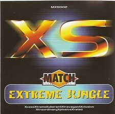 MXS 002 - Extreme Jungle [Match]