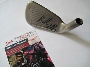 Bubba Watson Signed Golf Club JSA COA. PING Blade 6 Iron Masters US Open PGA