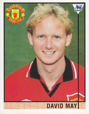 Merlin - Premier League 1995-1996 - David May - Manchester United - # 33