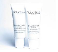 2X Natura Bisse Diamond White Luminous Cleansing Cream 20ml/0.7oz each