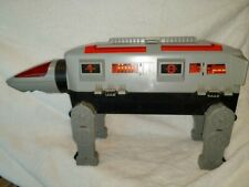 Go-Bots Command Center GoBots Mobile Fortress Playset ~1984 Electronics work