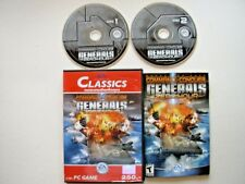 PC Game Command And Conquer Generals Zero Hour Expansion Pack Rare Thailand ED