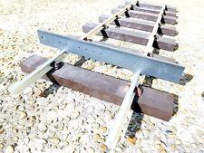 "5"" & 7 1/4"" Gauge track gauge in steel"
