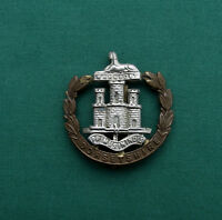 Early Dorsetshire Regiment - 100% Genuine British Army Military Cap Badge