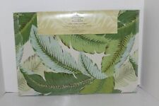 Tommy Bahama Home Indoor /Outdoor Placemats Set Of 4 Brand New 13 x 19