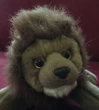 Russ Yomiko Classics Male Lion Brown Plush Stuffed Animal Toy