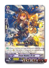 Cardfight Vanguard  x 4 Steam Maiden, Ul-nin - G-BT02/065EN - C Pack Fresh Mint