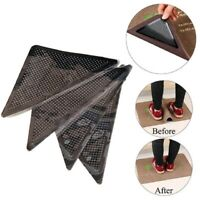 8pcs Rug Grippers Carpet Rubber Anti-skid Pad Double Sided Waterproof Tape