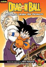 DRAGON BALL CHAPTER BOOK VOLUME 10 MANGA VIZ MEDIA LLC 2010