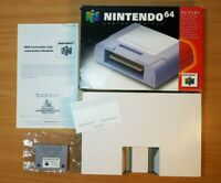 Nintendo 64 N64 Controller Pak Memory Card 100% Complete with Box Tested CIB