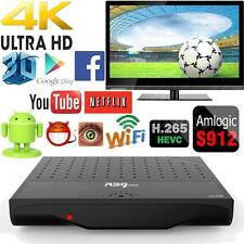 R39 Pro Newest Amlogic S912 Octa Core Android 6.0 Smart TV BOX 4K WIFI VP9 G9V4