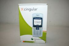 Vintage 2003 Sony Ericsson T226 Cingular Wireless Cell Phone