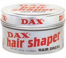 6 x Dax Wax Hair Shaper 99g Tin