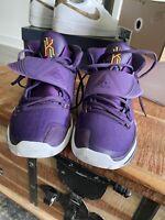 Nike Kyrie 6 Grand Purple Enlightenment Mens Sz 10.5  BQ4630-500 No Box