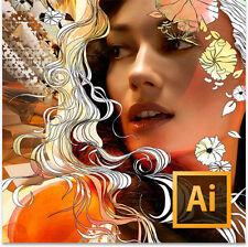 Adobe ILLUSTRATOR CS6 ✅ Versione Completa per MAC ✅ download ufficiale con chiave-OFFERTA