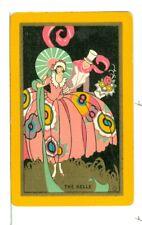 """Individual Vintage Cartas E. U. Estrecho Nombre The Belle"""" BE-1-1 B"""
