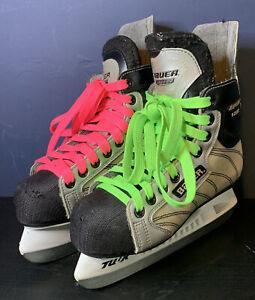 Bauer Supreme 1090 Ice Skates UK Size 3.5 EU 35