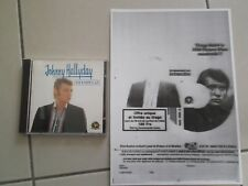 CD TIRAGE LIMITE JOHNNY HALLYDAY / OLYMPIA 65 / N°1807 SUR 2500 / ITALIE