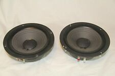 2x JBL 306G-2 Speakers - One or Both are blown, They Need to be Rebuilt AS-IS
