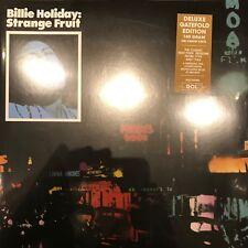 Billie Holiday - Strange Fruit - 2017 Deluxe Gatefold 180g Vinyl LP NEW & SEALED