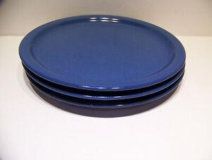 """Friesland """"Ammerland  Blue""""  3 x Speiseteller flach 24 cm, mit geringen Fehlern"""