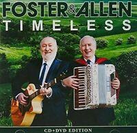 FOSTER & ALLEN Timeless CD/DVD BRAND NEW PAL Region 4