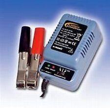 Chargeur de Batterie  MOTO/QUAD/SCOOTER/BATEAU 2/6/12 VOLTS