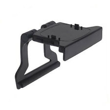 NEW TV Clip Mount Stand Holder for Xbox 360 Xbox360 Kinect Sensor