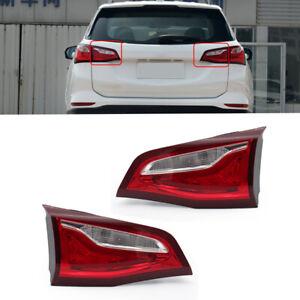1Pair Rear LED Tail Light Reverse Brake Light Lamp Set Fit For Chevrolet Equinox