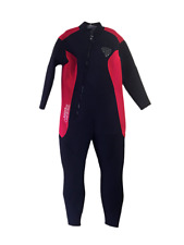 3mm Wetsuit - 3X  - Women's or Shorter Men - TommyDSports Stretch Series - 3200