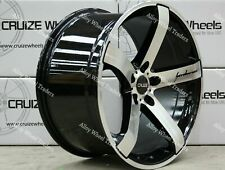 "Alloy Wheels 18"" Blade For Subaru Impreza 2.0 WRX STi AWD 5x114 BM"