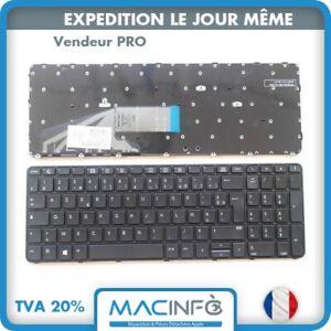Clavier HP ProBook 450 G3 / 450 G4 Français Azerty