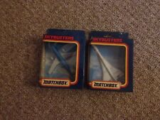 Matchbox Skybusters 1987 Sb-28 And 1989 Sb-23