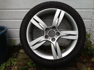 Seat Ibiza FR Car Wheel with Michelin 205/45 tyre