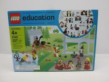 Lego Education Fairytale and Historical Minifigure Set 9349 New Factory Sealed