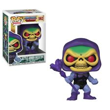 Funko POP ! Vinyl Skeletor battle armor MOTU 563  Masters of The Universe - NEW!
