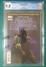 🚨🔥Black Panther #2 (2018 7th Series) 2nd Print 1st Appearance N'Jadaka - 9.8