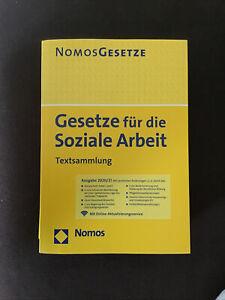 Nomos Gesetze für die Soziale Arbeit